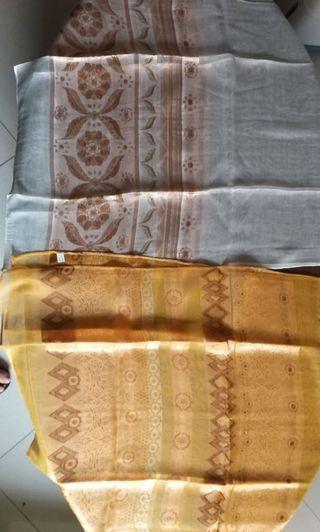 Cambodia scarf - UNUSED