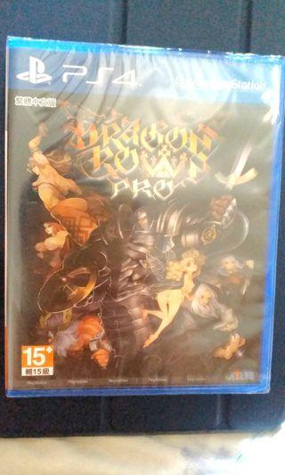 PS4 魔龍寶冠 PRO 中文版