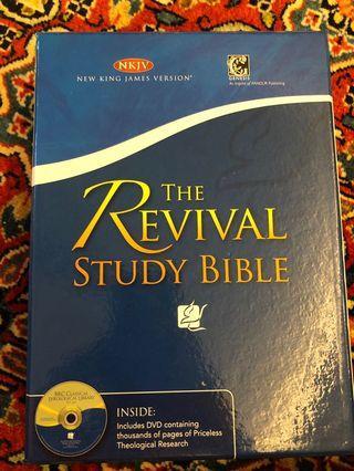 🚚 Revival Study Bible