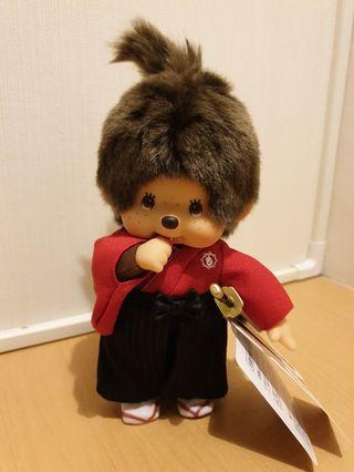 Monchhichi Samurai Dressing Doll