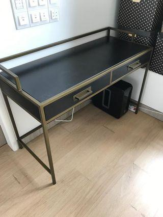 Crate & Barrel Remi desk