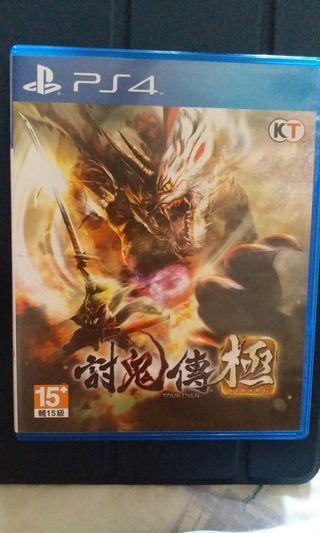 PS4 討鬼傳極 中文版