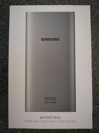 🚚 Samsung 10000 Fast Charge Battery Pack Powerbank