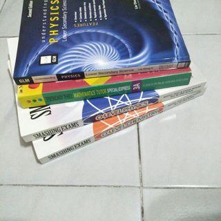 textbooks / workbooks for salee!!