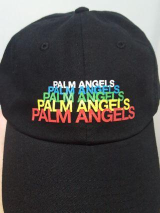(STEAL) BN Authentic Palm Angels Logo Print Dad Cap