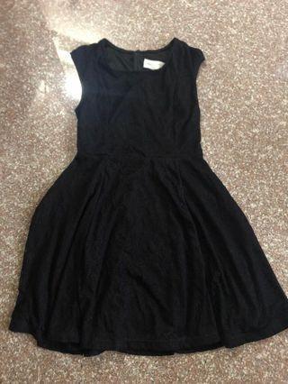 🚚 Love and Bravery Black Dress