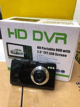 Hd portable DVR with 2.5 screen