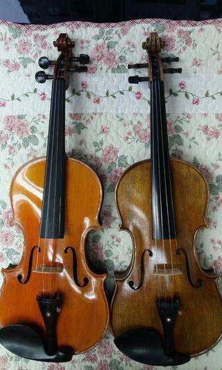 Violin, 演奏級用 小提琴