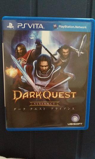 PSV Dark Quest Alliance 暗黑領域