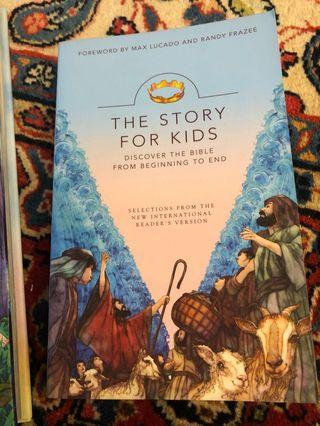 🚚 The Story For Kids: Discover the Bible From Beginning to End