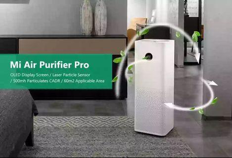Xiaomi Air Purifier PRO version