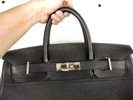Hermes Birkin HAC 40 rare Original Togo Leather