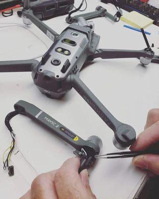 DJI Drone repair serivice
