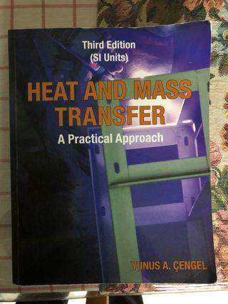 Heat And Mass Transfer (3rd Edition)