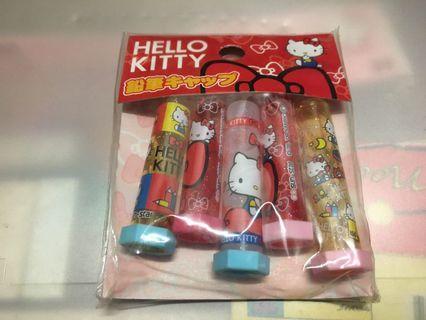 原裝 Hello Kitty 筆蓋🐱