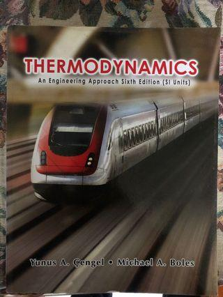 Thermodynamics (6th Edition)