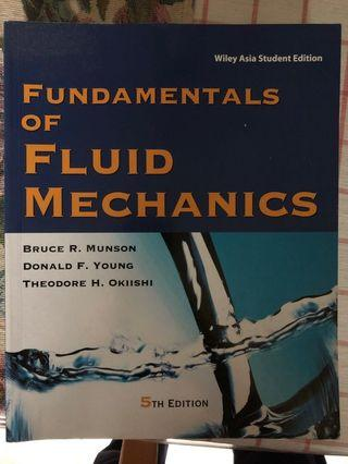 Fundamentals Of Fluid Dynamics (5th Edition)