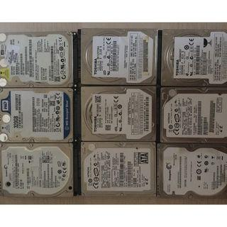 USED Hard Disk 2.5 (HDD)