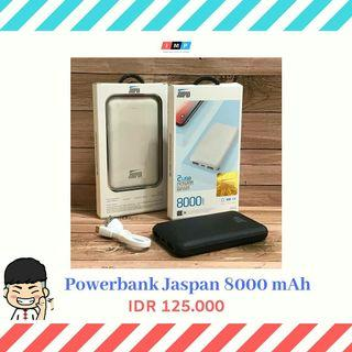 Powerbank Jaspan 8000 mah