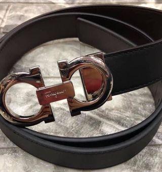 Salvatore ferregamo Belt size 27-42 Authentic Grade Quality