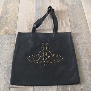 Vivienne Westwood 黑色手抽袋