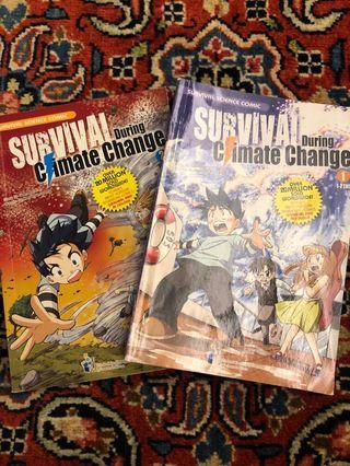 Survival Science Comic
