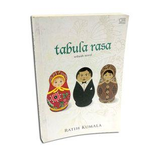 Novel Tabula Rasa