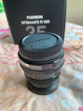 LIKE NEW Six Month Old Fujifilm Malaysia 35mm F2
