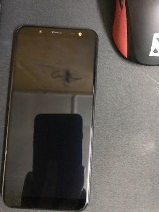 Samsung J6 2018 black color