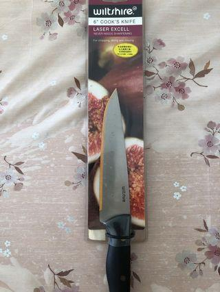 """Wiltshire 6"""" cook's knife"""