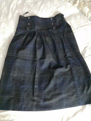 Mango formal skirt