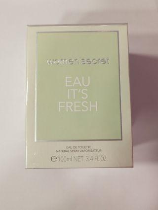 Women ' secret Eau it's Fresh (green)EDT 100