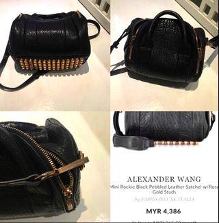 authentic alexander wang