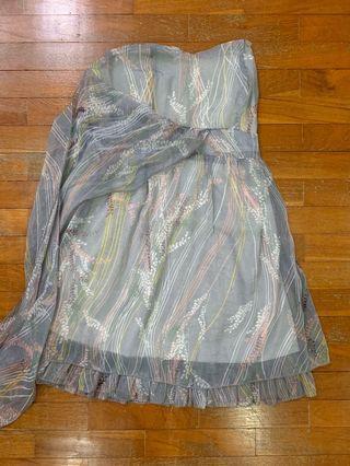🚚 Hollyhoque Tube Dress