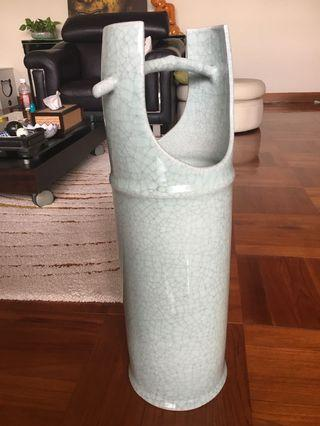 中式花瓶 (自取)可放遮
