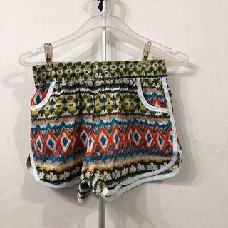 New! Floral beach shorts