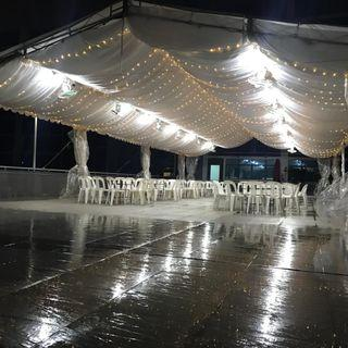 Tentage for Rent - Table and Chairs [Local EVENTS]