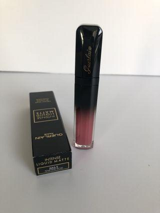 Guerlain Intense Liquid Matte Lipstick -M65 Tempting Rose