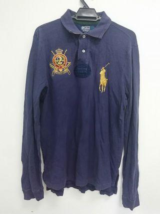 #MGAG101 Polo by Ralph Lauren LS