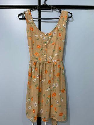 🚚 Sweet Floral Dress