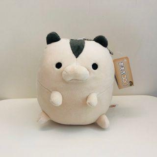 日本正版 Namco Mochi 動物園 公仔 吊飾