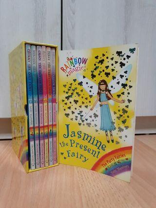 Rainbow Magic Books 15-21