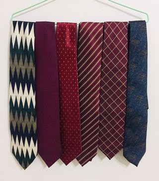 Men Ties - almost new