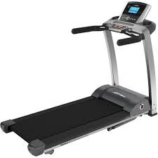 High end Life Fitness Treadmill Model F3 - Foldable