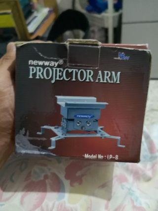 🚚 Newway projector arm