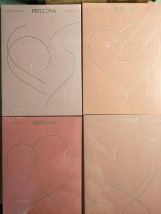 (SEALED INSTOCK) BTS MAP OF THE SOUL PERSONA
