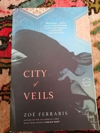 City of Veils #MGAG101