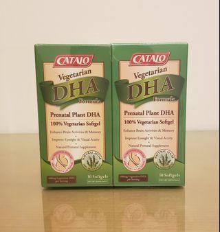 CATALO 美國家得路藻油DHA