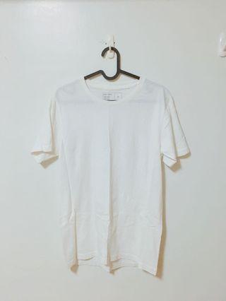 🚚 Un白色上衣-男款