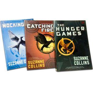 Novel Hunger Games, Catching Fire, dan Mockingjay